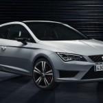 Nuevo SEAT León Cupra en imágenes filtradas