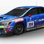 Subaru WRX STI de carreras es presentado oficialmente