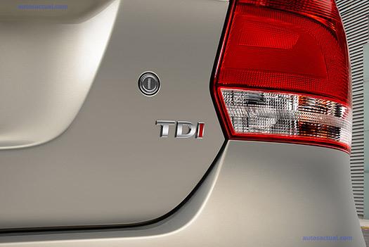 Volkswagen Vento TDI 2014 ya disponible en México detalle