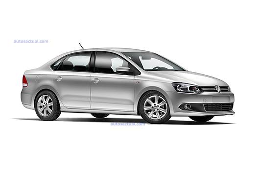 Volkswagen Vento TDI 2014 ya disponible en México completo color plata 2