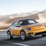 El Volkswagen Beetle Dune Concept ya es oficial