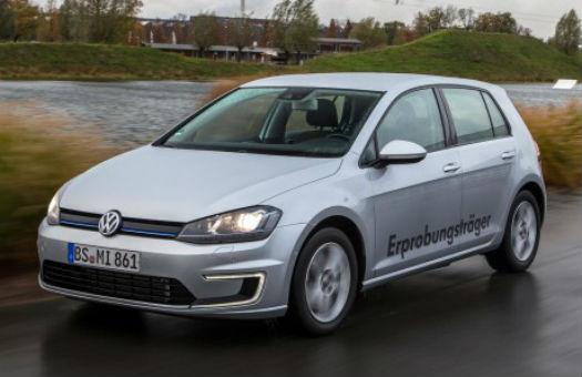 Volkswagen Golf híbrido GTE
