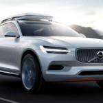 Volvo Concept XC Coupé en imágenes filtradas