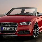 El Audi S3 Cabriolet es presentado oficialmente