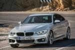 BMW Serie 4 Grand Coupé exterior