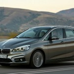 BMW Series 2 Active Tourer es revelado oficialmente
