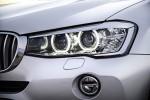 BMW X3 frente