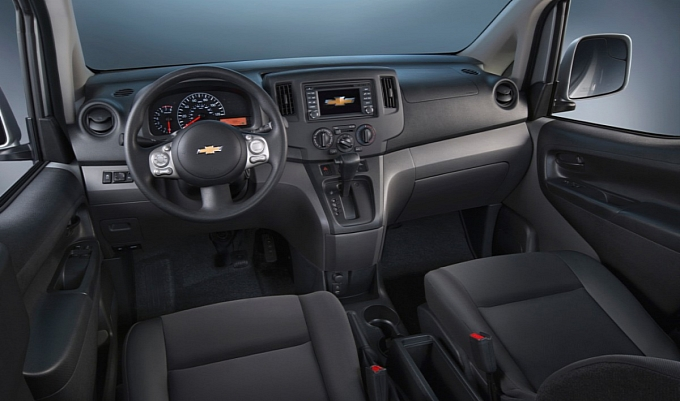 Chevrolet City Express 2015