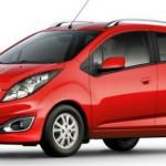 Chevrolet Spark Dot 2014 llega a México