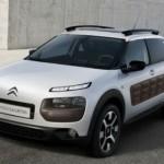 Citroën C4 Cactus es presentado oficialmente