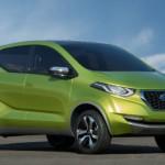 Datsun presenta el Redi-Go su pequeño crossover