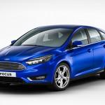 El renovado Ford Focus 2015 ya es oficial, todos los detalles