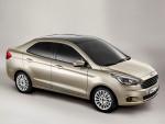 Ford Ikon ka sedán Concept