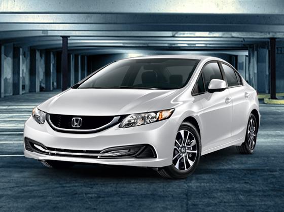 Honda Civic 2014 ya en México, precios y versiones - Autos ...
