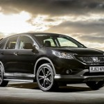 Honda CR-V obtiene ediciones especiales Black Edition y White Edition