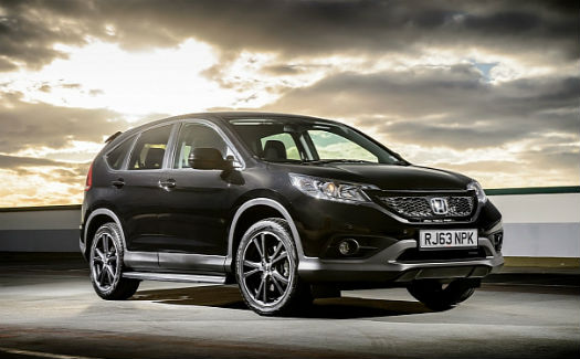 Honda CR-V Black Edition y White Edition-00
