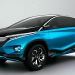 Honda presenta el Vision SX-1 concepto