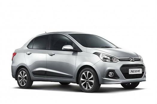 Hyundai i10 Sedán