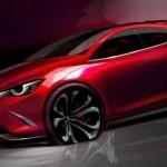 Se filtra el nuevo Mazda 2 Hazumi concept previo a presentación