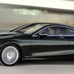 El nuevo Mercedes Clase S Coupé se filtra