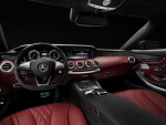 Mercedes-Benz Clase S Coupé interior