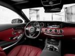 Mercedes-Benz Clase S Coupé interior