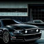 Ford Mustang V8 GT Coupé Black Edition es presentado en Japón