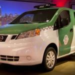Nissan presenta su NV200 Taxi para las calles de Chicago