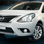 Nissan Versa recibe actualización para 2015