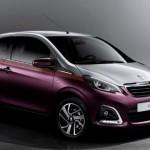 Peugeot presenta el nuevo 108 previo a Ginebra Auto Show