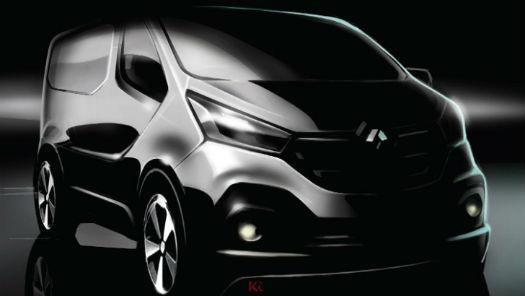 Renault Trafic van 2014
