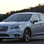 Subaru Legacy nueva generación próximamente en México