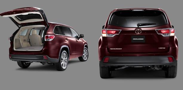 Toyota Highlander 2014 en México