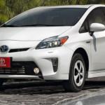 Toyota Prius 2014 ya en México con versión Base y SR con Panel solar