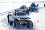 Volkswagen Amarok Polar Expedition