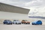 Volkswagen Crosspolo Bluemotion y BlueGT