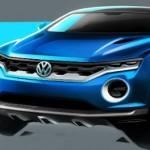Volkswagen presenta primeras imágenes del SUV T-Roc concept