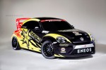 Volkswagen Beetle GRC Rallycross oficial con 560 hp