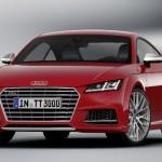El nuevo Audi TT 2015 ya es oficial