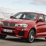 El nuevo BMW X4 es presentado oficialmente