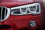 BMW X4 faros