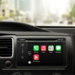 Mercedes podría integrar Apple CarPlay a sus autos este año