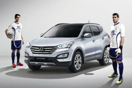 Casilla y Kaká embajadores de Hyundai