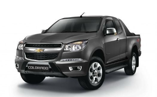 Chevrolet Colorado Sport edición limitada