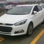 El nuevo Chevrolet Cruze en primeras imágenes