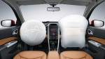 Chevrolet Optra interior