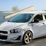 Chevrolet Sonic RS Hatchback 2014 llega a México: precio y detalles
