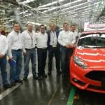 Ford México produce el Fiesta número 500,000