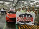 Ford Fiesta unidad 500000