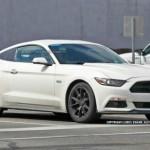 Ford Mustang 2015 50 aniversario en fotos espía